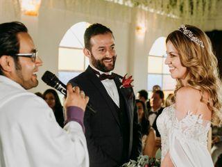 El matrimonio de Luisa y Edwin 2