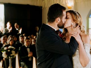 El matrimonio de Luisa y Edwin 3