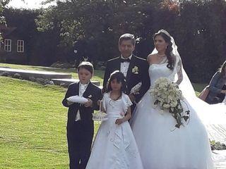 El matrimonio de Daniela y Fernando 2