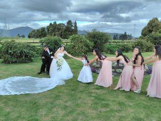El matrimonio de Daniela y Fernando 3