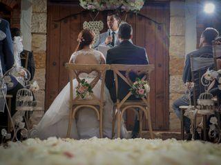El matrimonio de Elizabeth   y Jezlias 2
