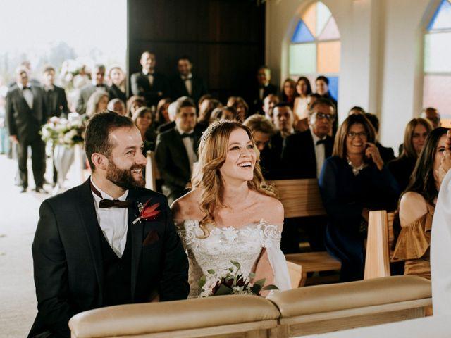 El matrimonio de Edwin y Luisa en Tenjo, Cundinamarca 1