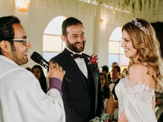 El matrimonio de Edwin y Luisa en Tenjo, Cundinamarca 15