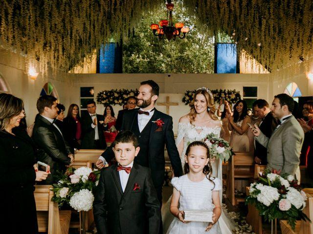 El matrimonio de Edwin y Luisa en Tenjo, Cundinamarca 11