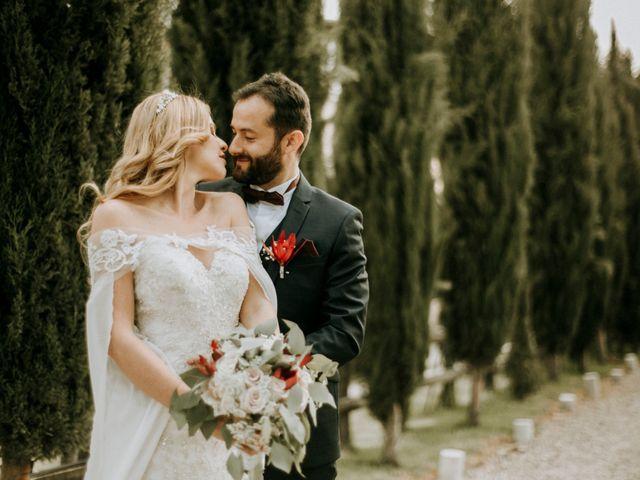 El matrimonio de Edwin y Luisa en Tenjo, Cundinamarca 7