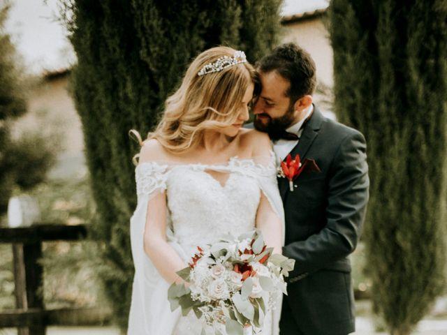 El matrimonio de Edwin y Luisa en Tenjo, Cundinamarca 6