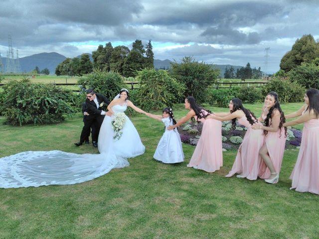 El matrimonio de Fernando y Daniela en Tenjo, Cundinamarca 3