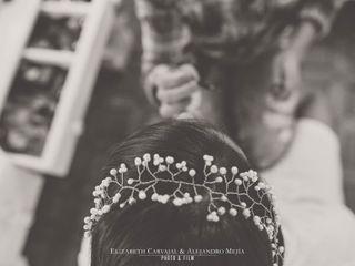 El matrimonio de Estefania y Felipe 1