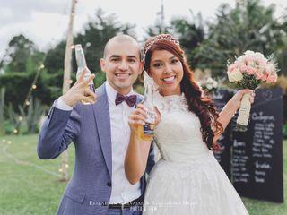 El matrimonio de Estefania y Felipe 3