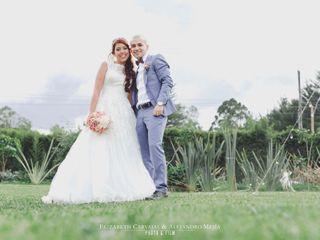 El matrimonio de Estefania y Felipe