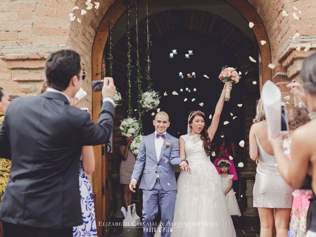 El matrimonio de Felipe y Estefania en Rionegro, Antioquia 2