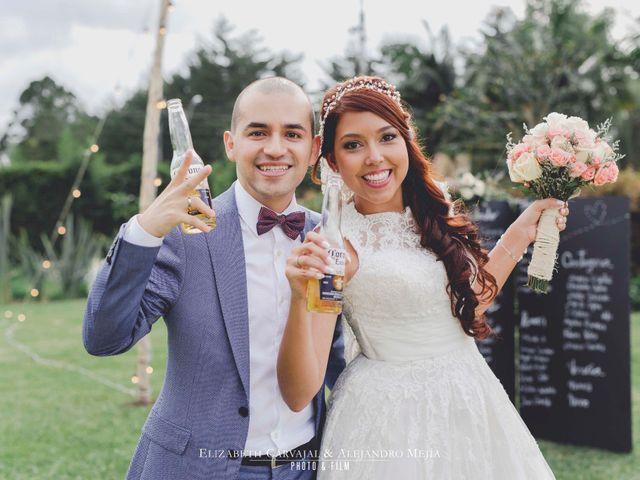 El matrimonio de Felipe y Estefania en Rionegro, Antioquia 3