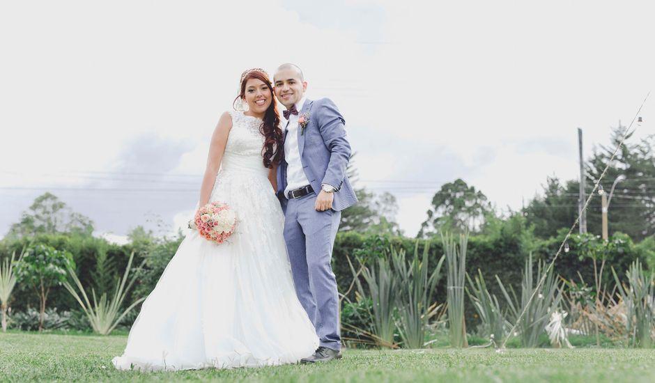 El matrimonio de Felipe y Estefania en Rionegro, Antioquia