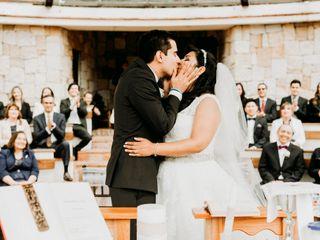 El matrimonio de Ana María y Jhon