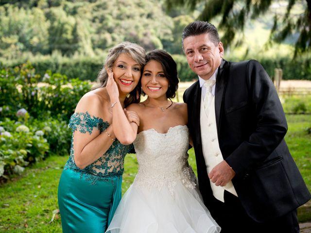El matrimonio de Sebastian y Laura en Sopó, Cundinamarca 14