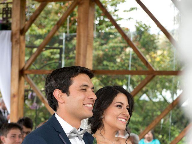 El matrimonio de Sebastian y Laura en Sopó, Cundinamarca 17