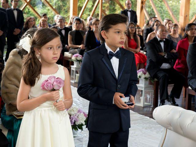 El matrimonio de Sebastian y Laura en Sopó, Cundinamarca 19