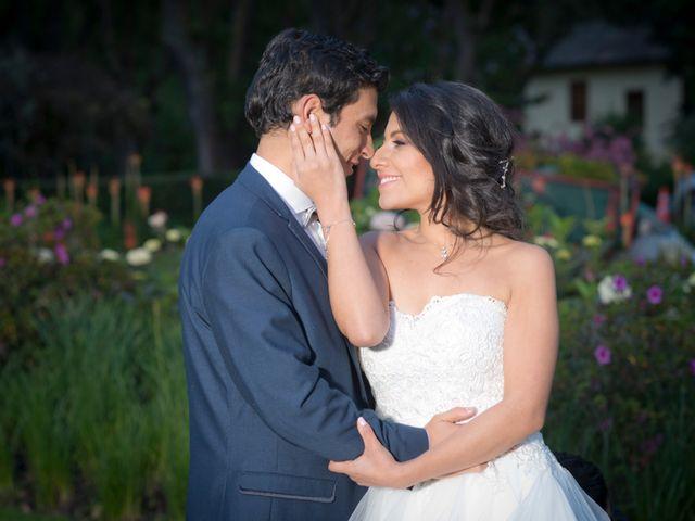 El matrimonio de Laura y Sebastian