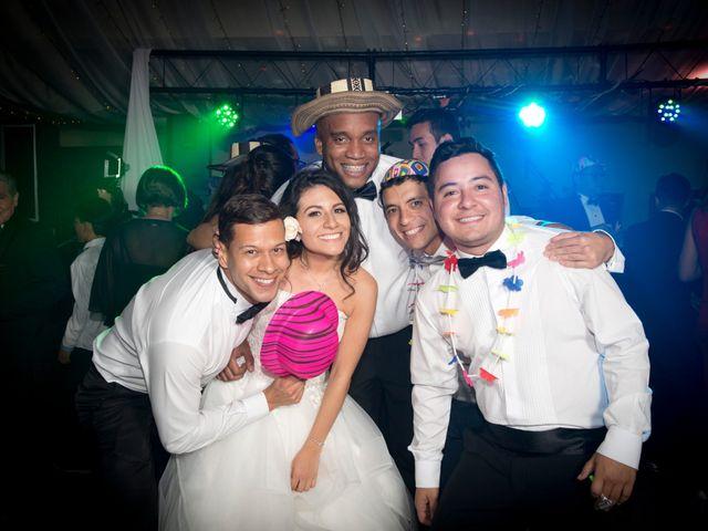 El matrimonio de Sebastian y Laura en Sopó, Cundinamarca 24