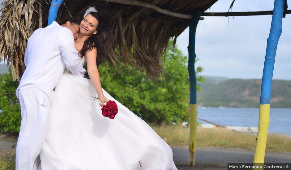 El matrimonio de Mario y Indira en Barranquilla, Atlántico