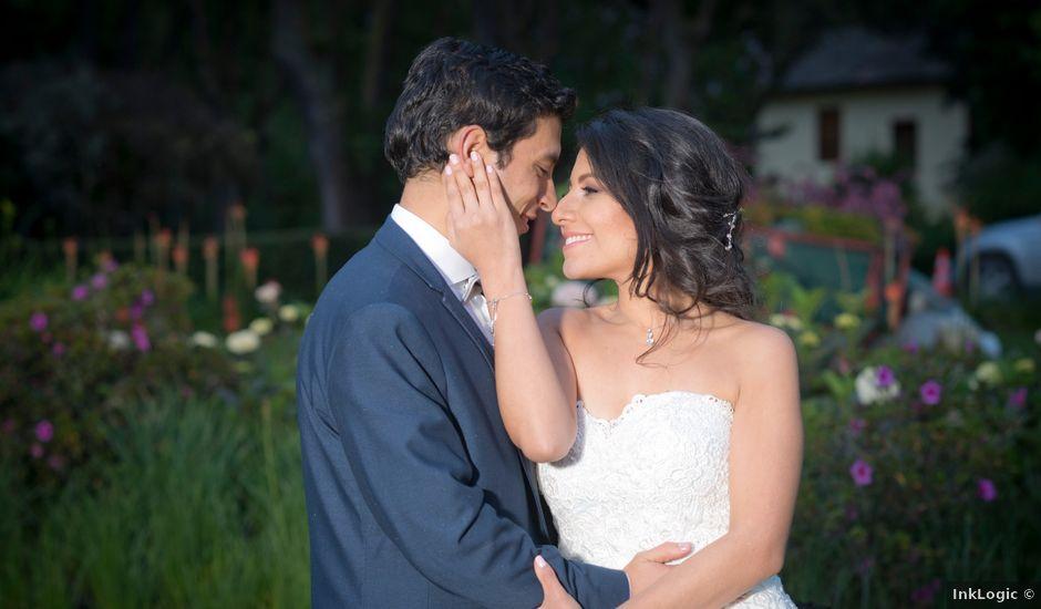 El matrimonio de Sebastian y Laura en Sopó, Cundinamarca