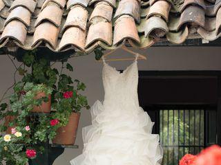 El matrimonio de Cristina y Enrique 2