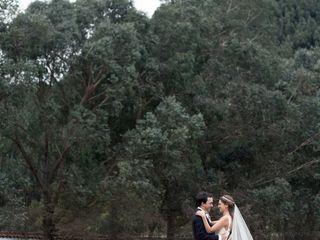 El matrimonio de Cristina y Enrique