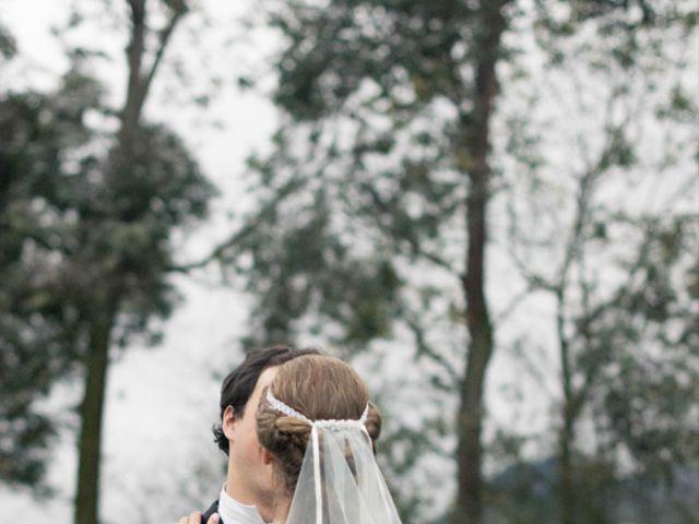 El matrimonio de Enrique y Cristina en Cajicá, Cundinamarca 54