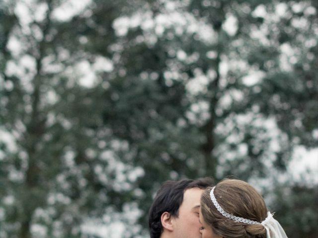 El matrimonio de Enrique y Cristina en Cajicá, Cundinamarca 56
