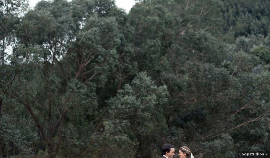 El matrimonio de Enrique y Cristina en Cajicá, Cundinamarca