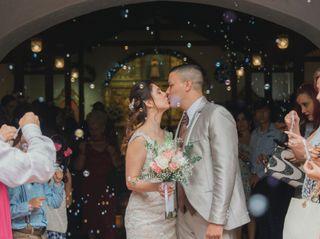 El matrimonio de Julieta y Ricardo