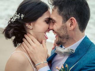 El matrimonio de Angie y Julian