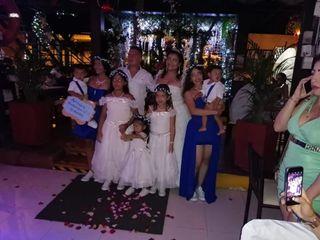 El matrimonio de Alexandra  y Julián David  1