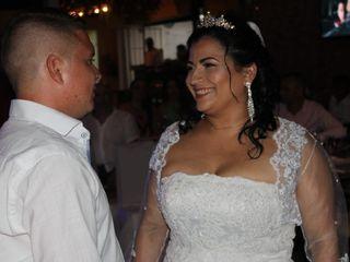 El matrimonio de Alexandra  y Julián David  2