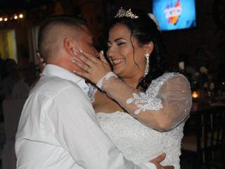 El matrimonio de Alexandra  y Julián David  3