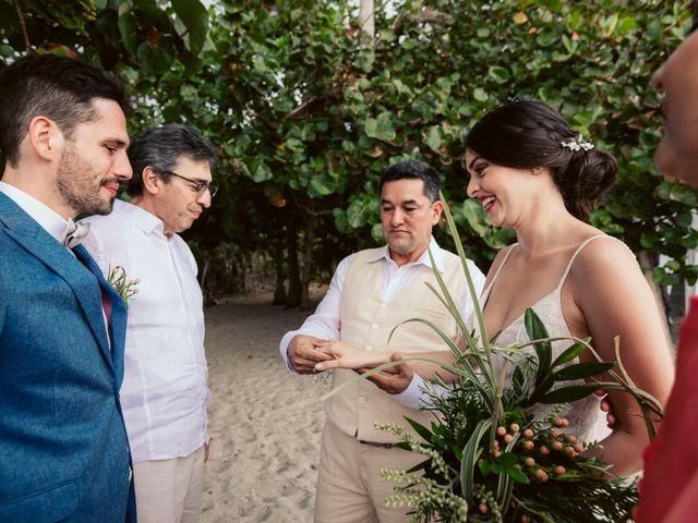 El matrimonio de Julian y Angie en Santa Marta, Magdalena 22
