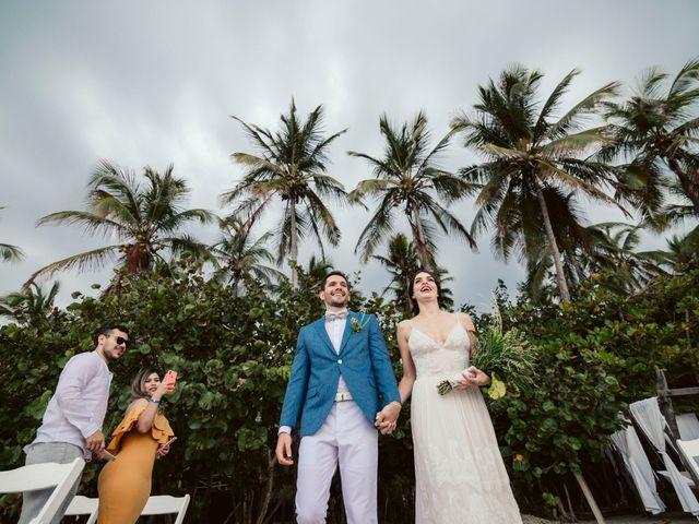 El matrimonio de Julian y Angie en Santa Marta, Magdalena 23