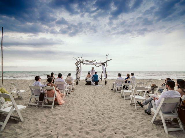 El matrimonio de Julian y Angie en Santa Marta, Magdalena 26