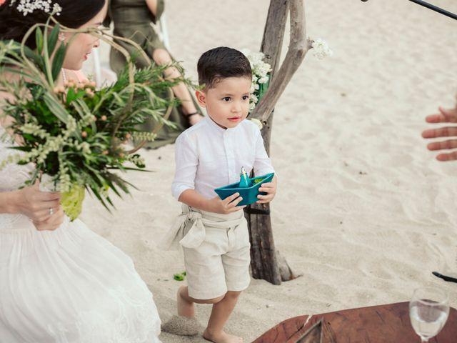 El matrimonio de Julian y Angie en Santa Marta, Magdalena 27