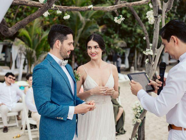El matrimonio de Julian y Angie en Santa Marta, Magdalena 29