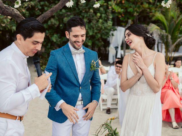 El matrimonio de Julian y Angie en Santa Marta, Magdalena 30