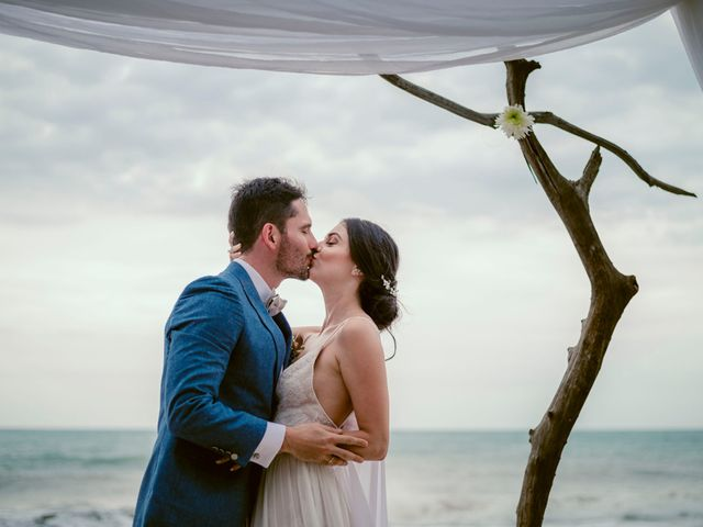 El matrimonio de Julian y Angie en Santa Marta, Magdalena 31