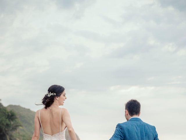 El matrimonio de Julian y Angie en Santa Marta, Magdalena 1