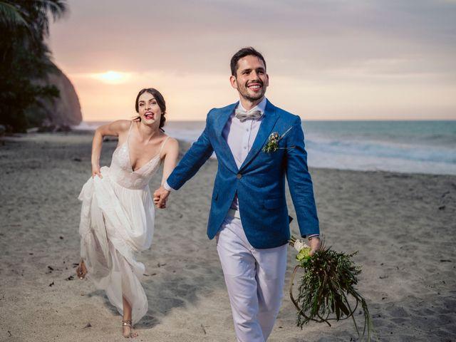 El matrimonio de Julian y Angie en Santa Marta, Magdalena 41
