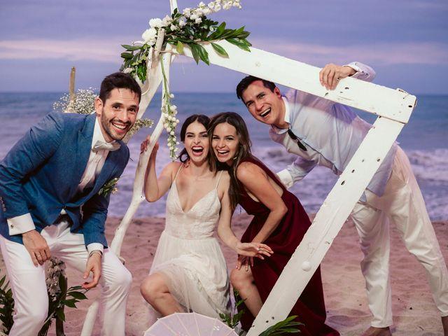 El matrimonio de Julian y Angie en Santa Marta, Magdalena 44