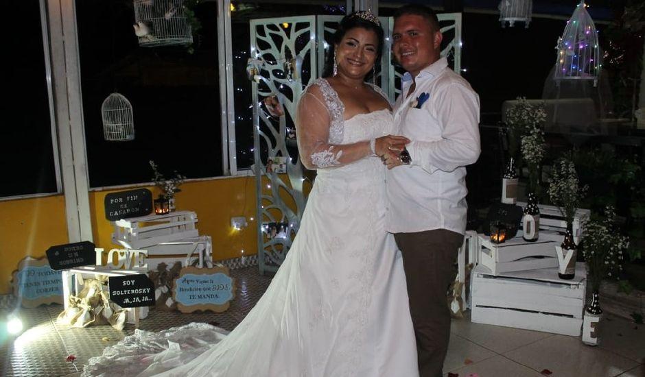 El matrimonio de Julián David  y Alexandra  en Buenaventura, Valle del Cauca