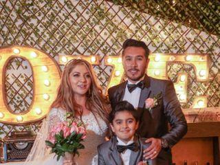 El matrimonio de Tatiana y Andrés 1