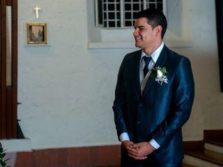 El matrimonio de Susana y Esteban 1
