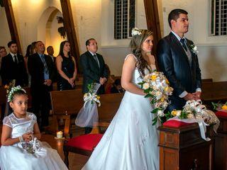 El matrimonio de Susana y Esteban 2