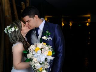 El matrimonio de Susana y Esteban